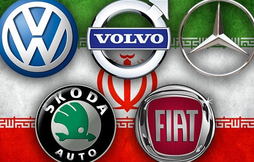 16 foreign automakers to come to Iran