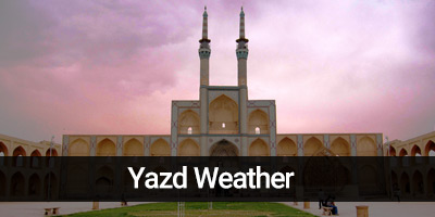 Yazd-weather
