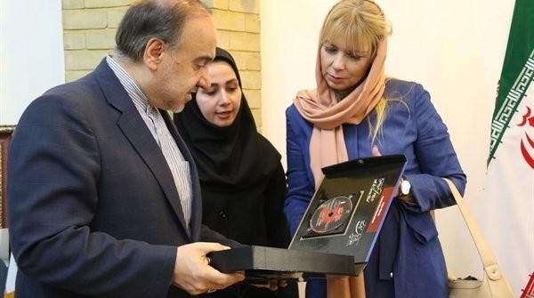 Iran becoming a major destination for European tourists: EU official