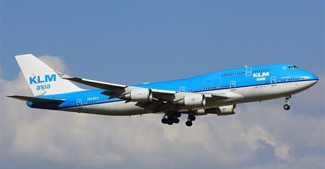 KLM resumes flights to Iran