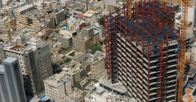 1,600 Hotels Under Construction in Iran