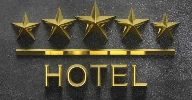 Quality of Domestic Hotels Below Int'l Standards