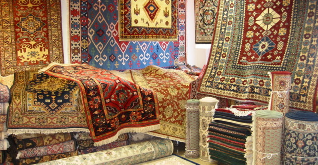 Hand-woven carpet exports up 22% in 10 months yr/yr